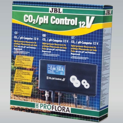 JBL ProFlora pH Control High-End CO? / pH Computer mit 15 Funktionen