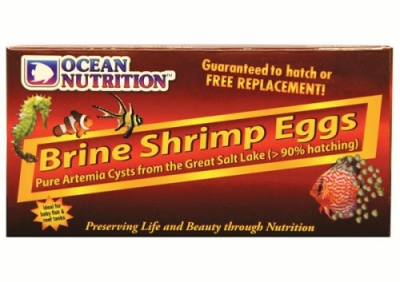 Ocean Nutrition Artemia Brine Shrimp Eggs 50 gr