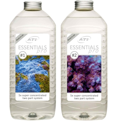 ATI Essentials pro konzentrierte Spurenelemente Set 2 x 2000 ml