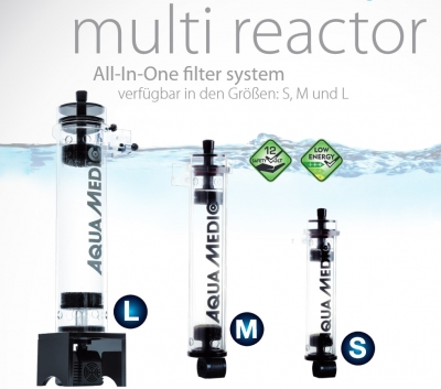 Aqua medic multi reactor M (12 V) All-In-One Filtersystem