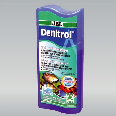 JBL Denitrol 250ml Aquarium-Starter