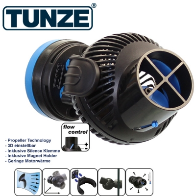 Tunze 6045.000 Turbelle nanostream 6045 4500 l/h nur 5-7 Watt incl. Flow Control