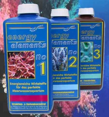 500 ml Spurenelemente Energy Elements No. 1