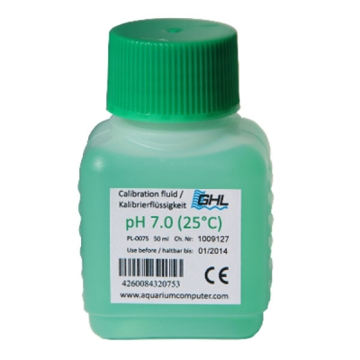 GHL PL-0075 PL-CalipH7 Kalibrierlösung pH7, 50ml