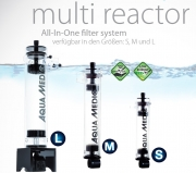 Aqua medic multi reactor S (12 V) All-In-One Filtersystem
