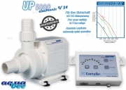 Aquabee Universal Kreiselpumpe UP 5000 electronic 24 V  DC Controller