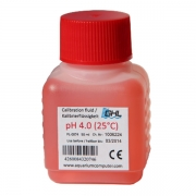 GHL PL-0074 PL-CalipH4 Kalibrierlösung pH4, 50ml